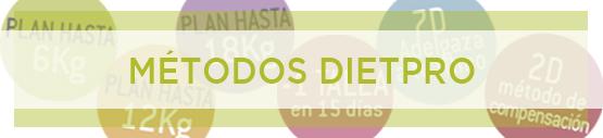 Métodos DietPro